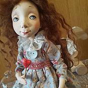 Куклы и игрушки ручной работы. Ярмарка Мастеров - ручная работа Любочка-сердцеедка. Handmade.