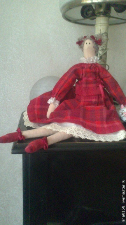 Куклы Тильды ручной работы. Ярмарка Мастеров - ручная работа. Купить тильда- барышня,. Handmade. Тильда кукла
