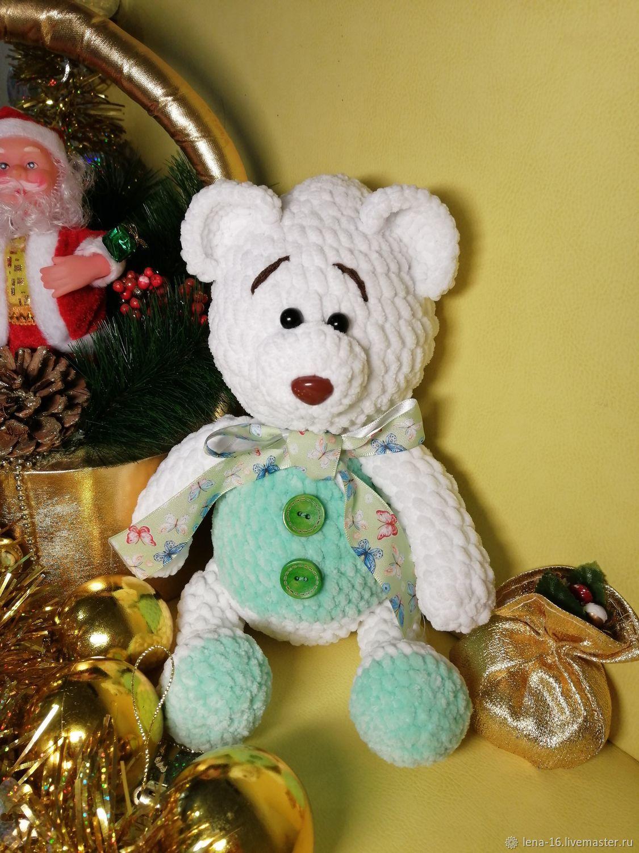 Мишка, Мягкие игрушки, Палатка,  Фото №1