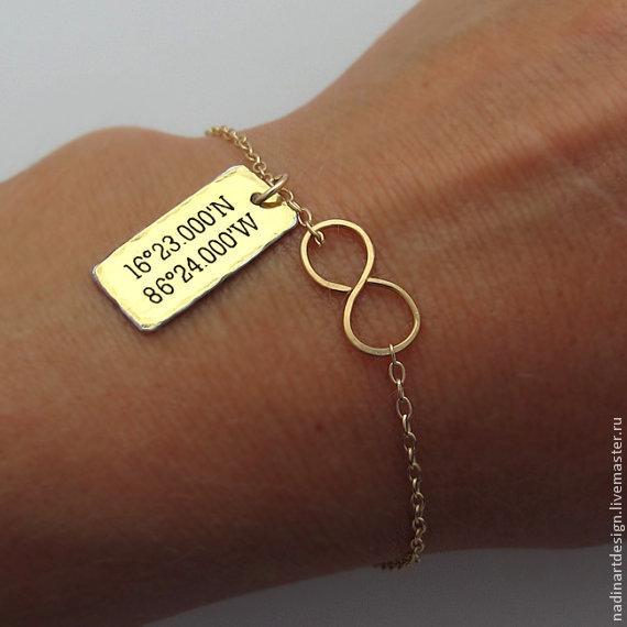 купить женский золотой браслет