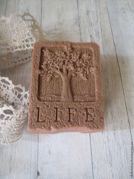 Мыло ручной работы. Ярмарка Мастеров - ручная работа. Купить Мыло с розовой глиной. Handmade. Розовая глина