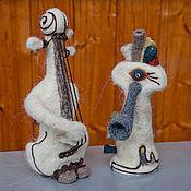 Куклы и игрушки ручной работы. Ярмарка Мастеров - ручная работа And all that jazzz. Handmade.