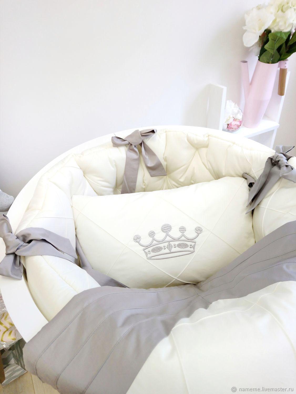 Бортики в кроватку, Текстиль, Самара, Фото №1