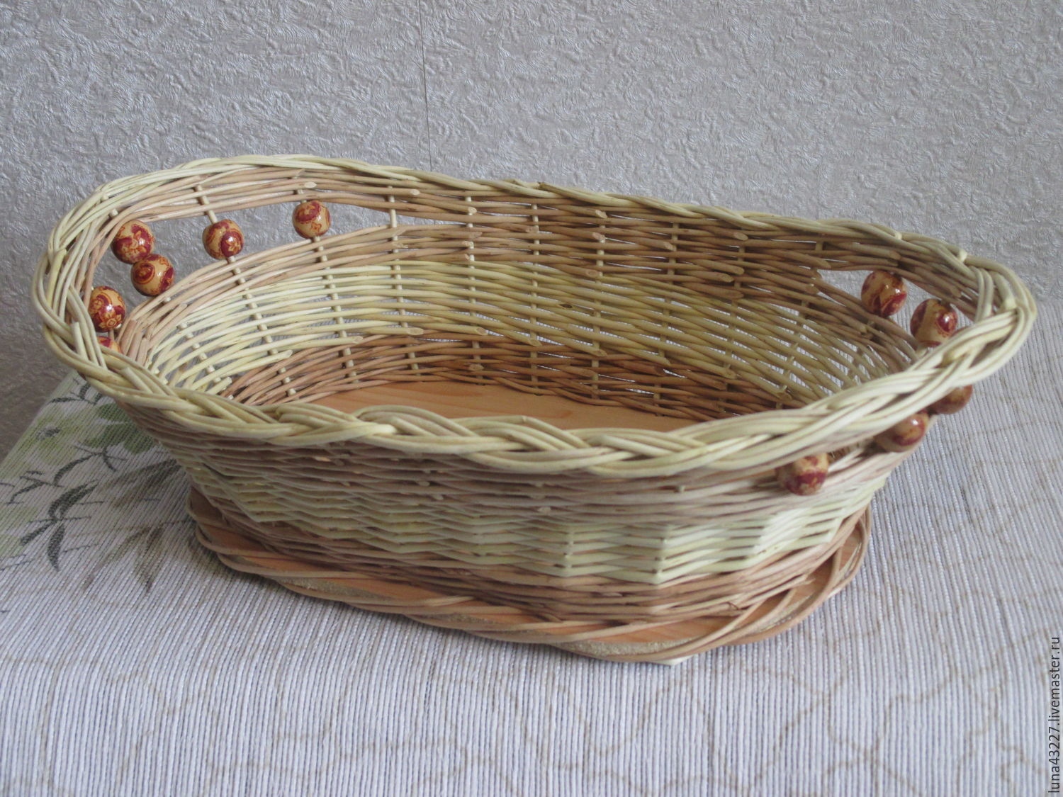 Basket for bread, cookies, candy - 2, Basket, Kirovo-Chepetsk,  Фото №1