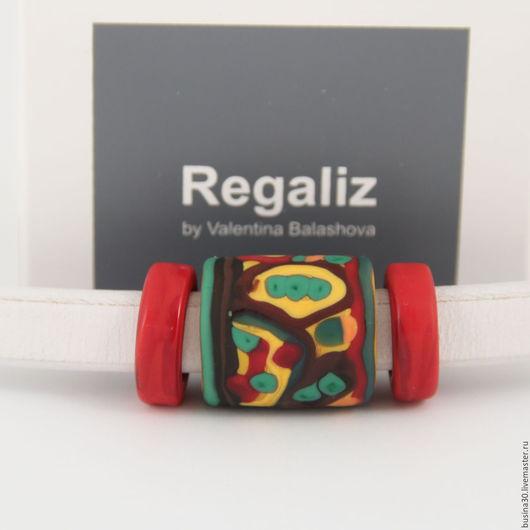 Для украшений ручной работы. Ярмарка Мастеров - ручная работа. Купить Набор бусин Regaliz RB-207. Handmade. Регализ