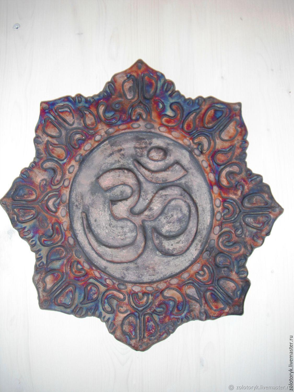 Panels OM, Sculpture, Bobrov,  Фото №1