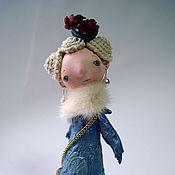 Куклы и игрушки ручной работы. Ярмарка Мастеров - ручная работа Пани Магда. Handmade.