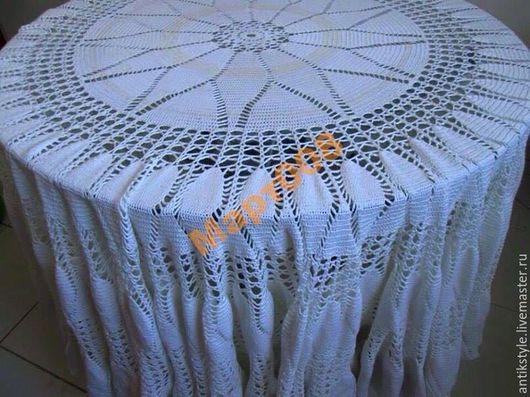 Текстиль, ковры ручной работы. Ярмарка Мастеров - ручная работа. Купить СКАТЕРТЬ ручная работа Шедевр. Handmade. Скатерть, для кухни
