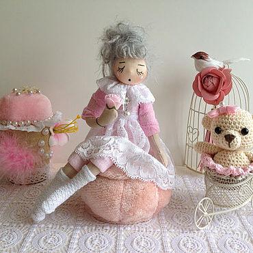 Куклы и игрушки ручной работы. Ярмарка Мастеров - ручная работа Куклы: кукла Мила. Handmade.