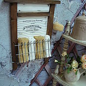 """Полки ручной работы. Ярмарка Мастеров - ручная работа Полки: Полка-панно """"Provence"""". Handmade."""