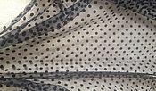 Материалы для творчества ручной работы. Ярмарка Мастеров - ручная работа фатин мягкий в горошек. Handmade.