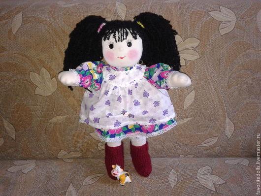 Вальдорфская игрушка ручной работы. Ярмарка Мастеров - ручная работа. Купить Кукла вальдорфская. Handmade. Вальдорфская кукла, вальдорфские куколки
