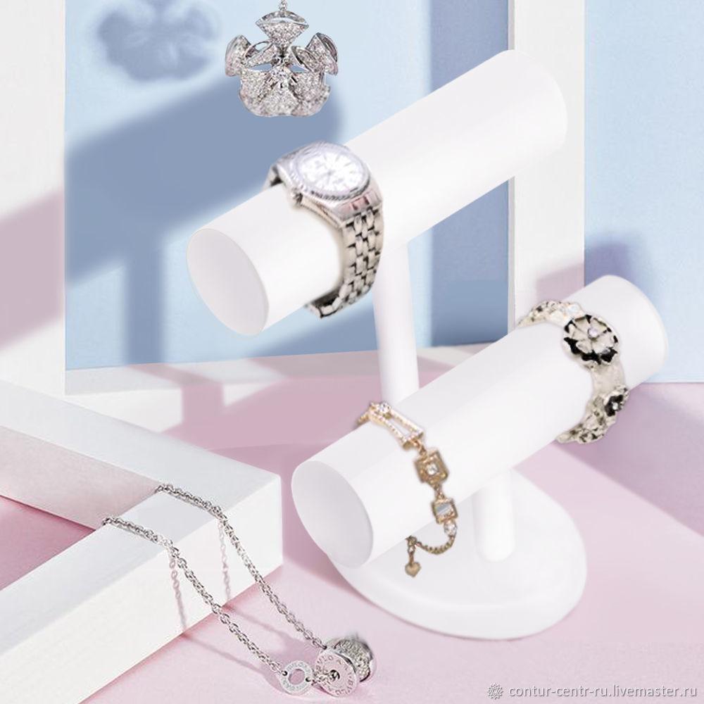 Подставка для браслетов, часов - Двойной валик, Органайзеры, Москва,  Фото №1