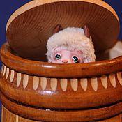 Куклы и игрушки ручной работы. Ярмарка Мастеров - ручная работа Ангельский чертёнок. Handmade.