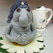 Для дома и интерьера handmade. Livemaster - original item Warmer for teapot Idonia. Handmade.