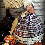 Для дома и интерьера ручной работы. Ярмарка Мастеров - ручная работа ЖАНЕТТА-2    Грелка на чайник. Handmade.