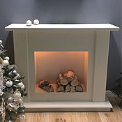 Для дома и интерьера handmade. Livemaster - original item Fireplace decorative. Handmade.