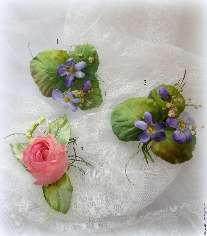 Ярмарка мастеров цветы из шелка пошаговый мастер класс + видео #9