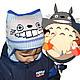 """Шапки и шарфы ручной работы. Ярмарка Мастеров - ручная работа. Купить шапка на мальчика """"Тоторо"""". Handmade. Тоторо, хороший подарок"""