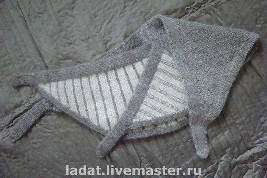 Пояса, ремни ручной работы. Ярмарка Мастеров - ручная работа. Купить Вязаный пояс из собачьей шерсти. Handmade. Лечебный