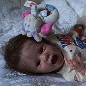 Куклы и игрушки ручной работы. Ярмарка Мастеров - ручная работа Мальчишечка из  молда  Abbie. Handmade.