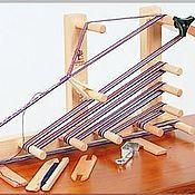 Материалы для творчества ручной работы. Ярмарка Мастеров - ручная работа Станок для плетения тесьмы. Handmade.