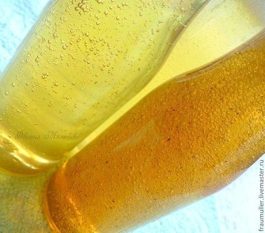 Шампунь ручной работы. Ярмарка Мастеров - ручная работа. Купить Натуральный шампунь на травах с медом. Handmade. Лимонный, отвары трав