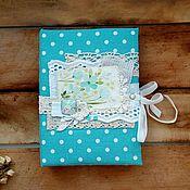 Канцелярские товары handmade. Livemaster - original item Notepad
