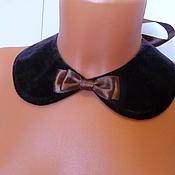 Аксессуары handmade. Livemaster - original item Collar, velvet / universal /. Handmade.