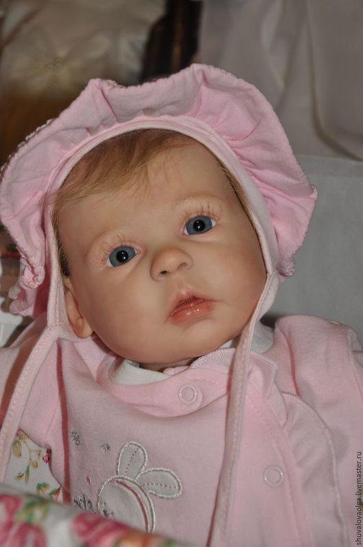 Куклы-младенцы и reborn ручной работы. Ярмарка Мастеров - ручная работа. Купить Кукла реборн Алька - Аленька. Handmade.