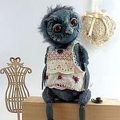Куклы и игрушки ручной работы. Ярмарка Мастеров - ручная работа Сова Lilla. Handmade.