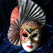 """Для дома и интерьера ручной работы. Ярмарка Мастеров - ручная работа Венецианская маска """"Ирен"""" вольто.. Handmade."""