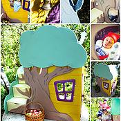 Для дома и интерьера ручной работы. Ярмарка Мастеров - ручная работа Игровой дом для детей. Handmade.