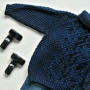 Работы для детей, handmade. Livemaster - original item Children`s knitted sweater
