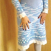 """Одежда ручной работы. Ярмарка Мастеров - ручная работа платье """"8 января"""". Handmade."""