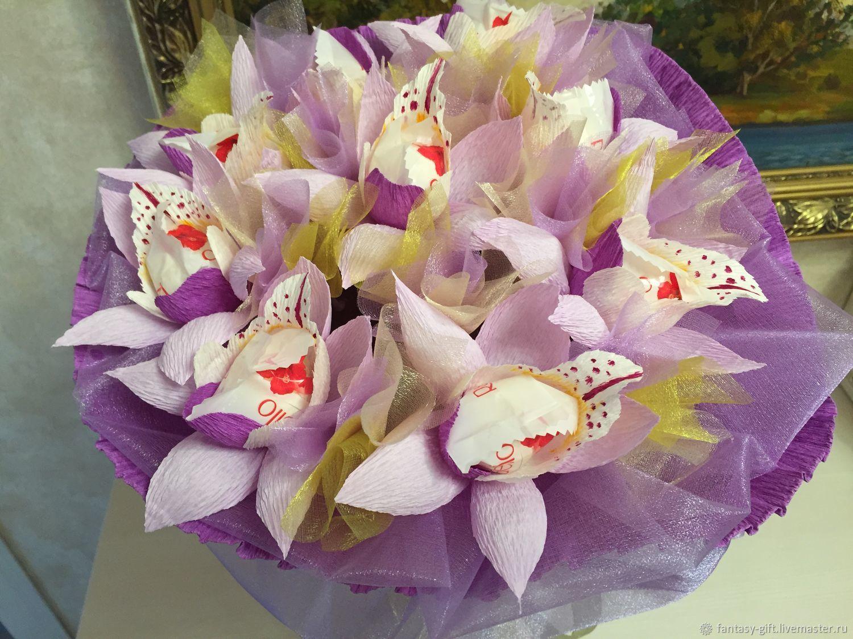 время букеты из конфет орхидеи фото лестниц ваш