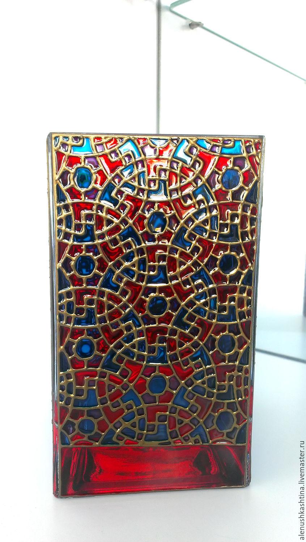 Ваза «Круговой орнамент»