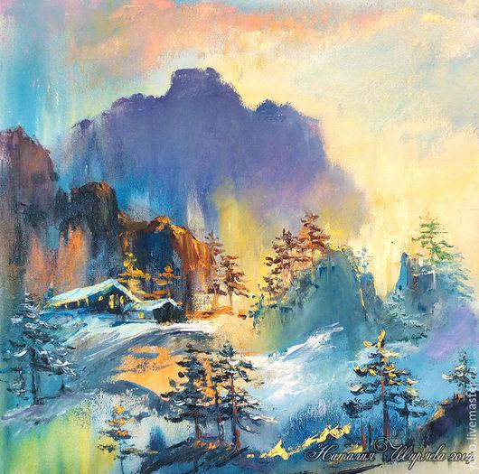 Первая картина диптиха