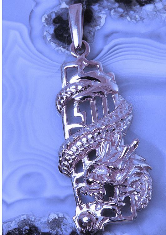 Фен-шуй ручной работы. Ярмарка Мастеров - ручная работа. Купить Дракон с жемчужиной. Handmade. Дракон, символ