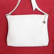Сумки и аксессуары handmade. Livemaster - original item Summer mini-handbag Redbag. Handmade.