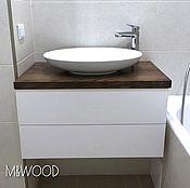 Для дома и интерьера handmade. Livemaster - original item The countertop in the bathroom. Handmade.