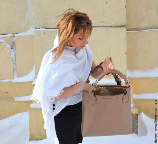 """Женские сумки ручной работы. Ярмарка Мастеров - ручная работа. Купить Сумка женская через плечо """"Bag-my life"""". Handmade."""