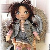 Куклы и игрушки ручной работы. Ярмарка Мастеров - ручная работа Куколка Юнона. Handmade.