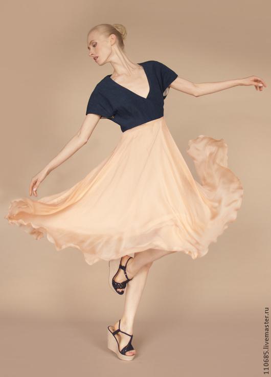 Платья ручной работы. Ярмарка Мастеров - ручная работа. Купить Платье. Handmade. Платье летнее, платье, Платье нарядное