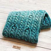 Аксессуары handmade. Livemaster - original item Knitted scarf - Snood