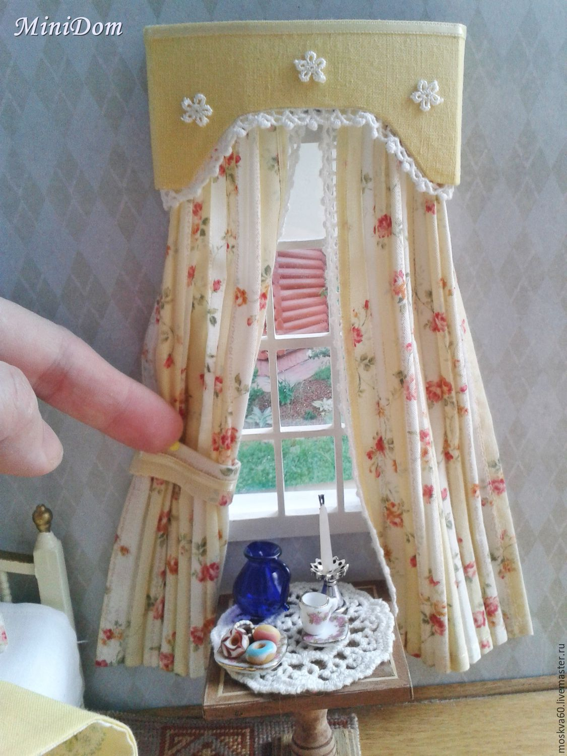 ... Dollhouse Miniature For Dolls And Toys 1 12 Scale Miniature For  Dollhouse Furniture For Dollhouse Handmade ...