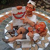 Для дома и интерьера ручной работы. Ярмарка Мастеров - ручная работа Стоматолог эстетист. Handmade.