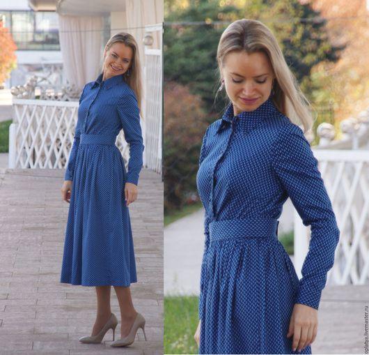 осеннее платье, платье на осень, платье миди, осеннее платье миди, синее платье, короткое платье, осеннее платье, вечернее платье, платье в офис, синее осеннее платье, платье для осени, осеннее платье