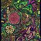 Абстракция ручной работы. Ярмарка Мастеров - ручная работа. Купить Бабочки. Handmade. Разноцветный, бабочка, дудлинг, цветные карандаши