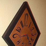 Для дома и интерьера ручной работы. Ярмарка Мастеров - ручная работа Часы `Art Deco`. Handmade.